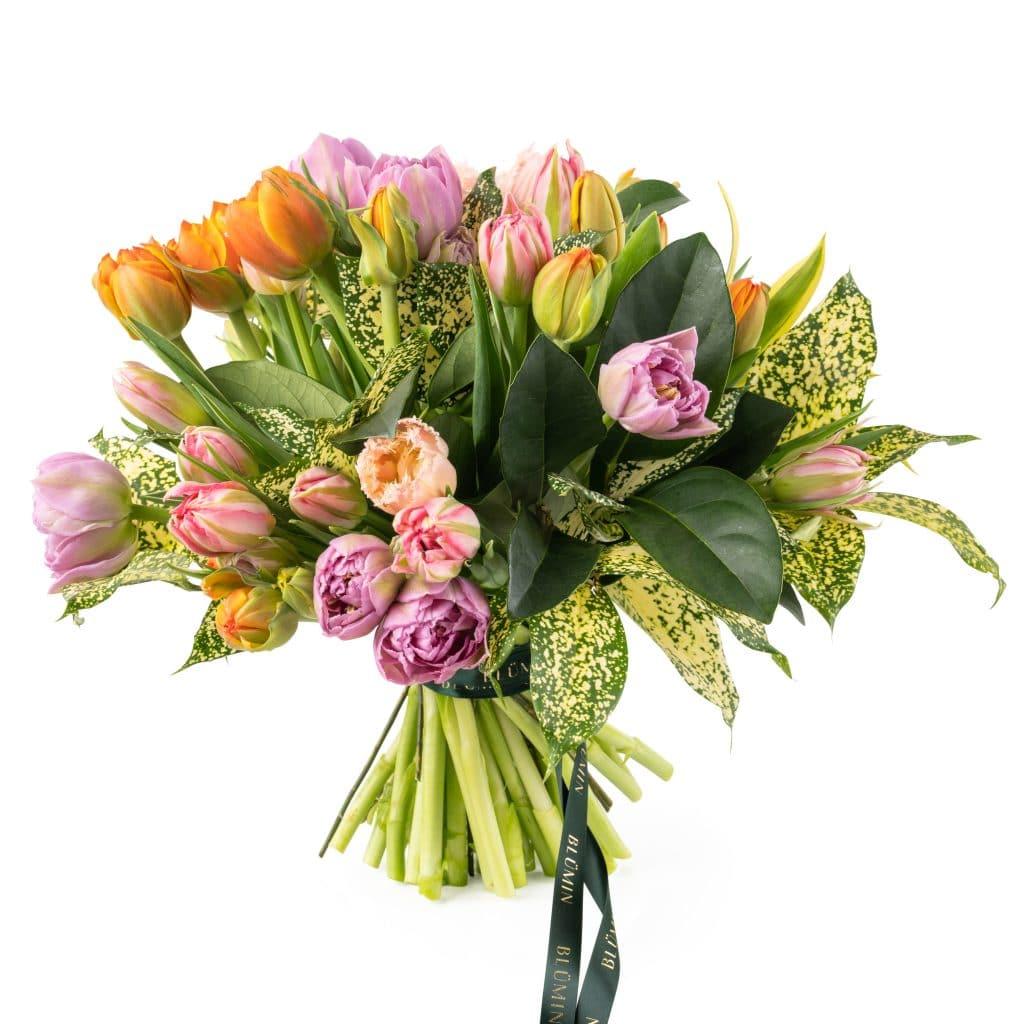 Spring Burst Blumin Fast Free Flower Delivery